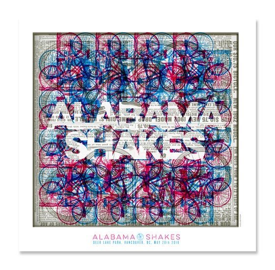 Image of Alabama Shakes, Vancouver, BC