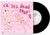 Image of Ice, Sea, Dead People - My Twin Brother's A Brother 7""