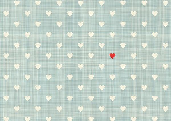 "Image of Postcard ""Heart"" / Postkarte ""Herzen"""