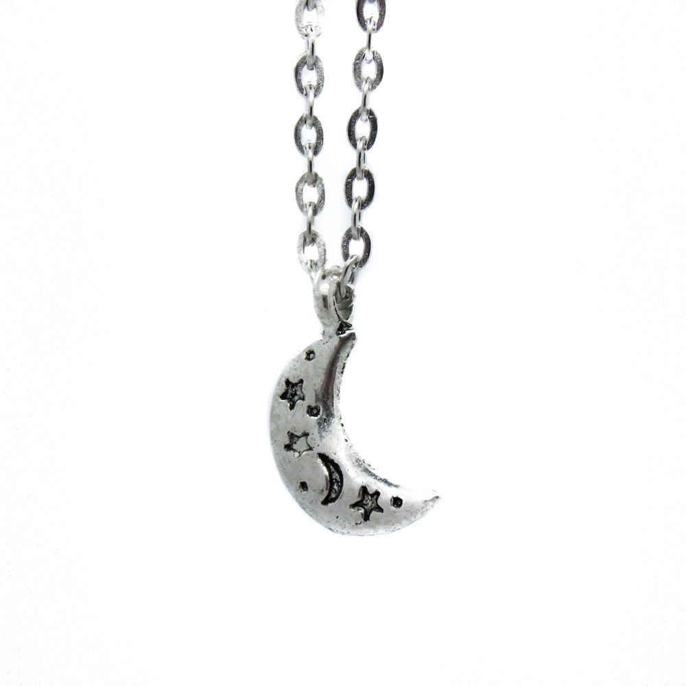 Image of Stars & Moon Necklace