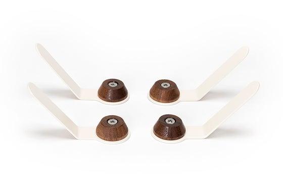 Image of Porter hooks: Set of 4