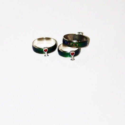 Image of Red Red Wine Mood Ring |NOTS|