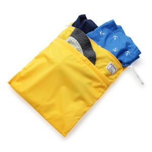 Multipurpose Yellow Wet Bag BEAM - PETIT NOMAD