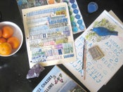 Image of Stamp Collection-More Blues