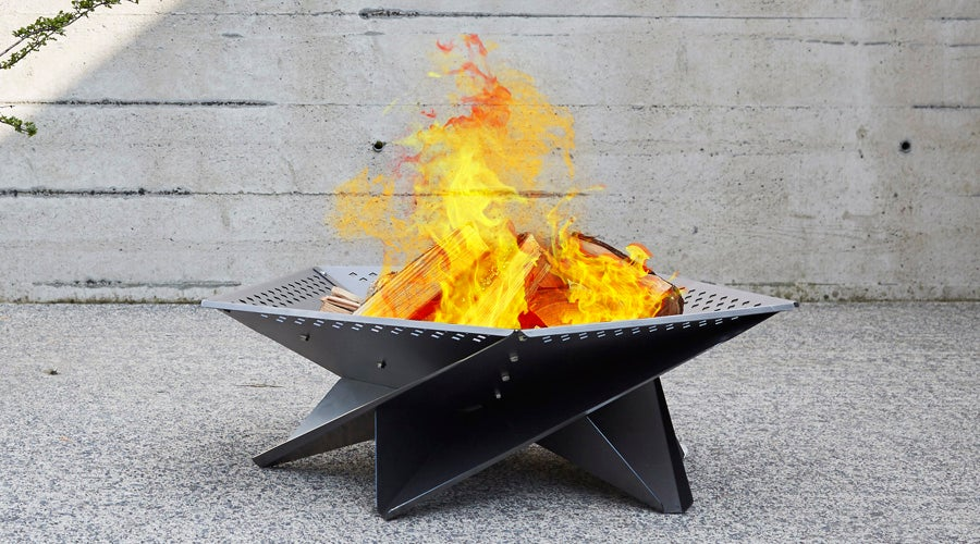 Image of Cross Tân - Outdoor fire pit