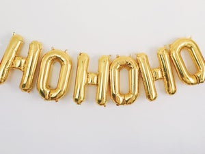 """Image of 14"""" Mylar Letter Balloons in Gold or Silver"""