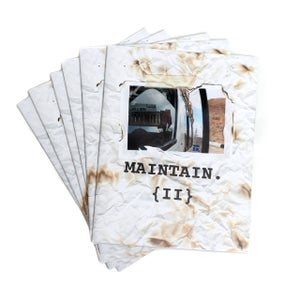 Image of Maintain Issue 2 by Rob Dolecki
