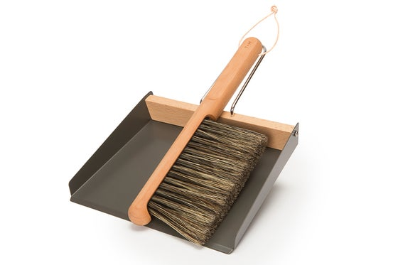 Image of Chiltern dustpan & brush