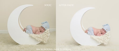 Image of Background / blanket fade tutorial