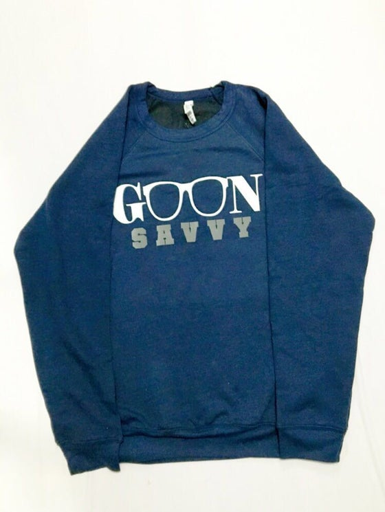 Image of Blue Crew G.O.O.N Savvy sweatshirt