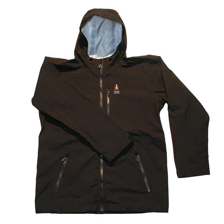 Image of Men's Water Resistant Plus Mountain Parka Shell from the Jacket Component System* Collection