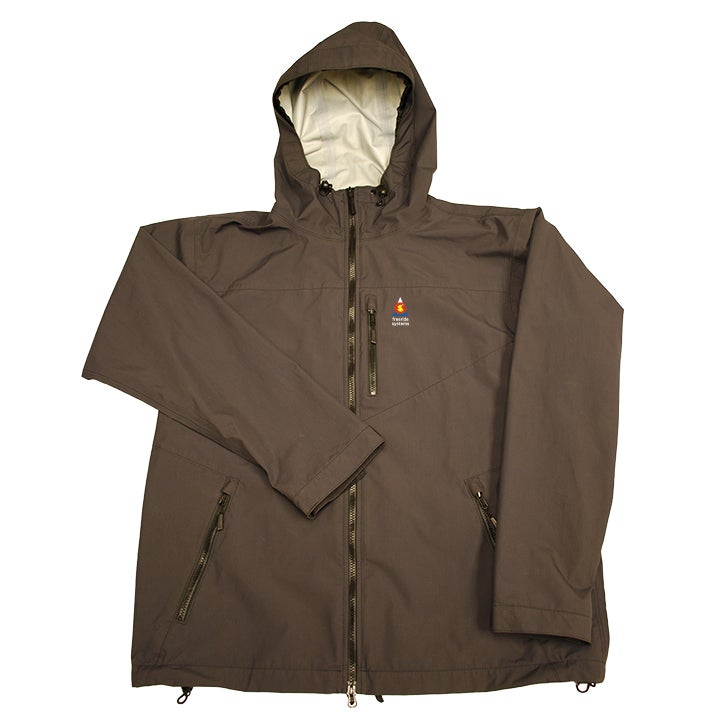 Image of Men's and Women's Water Resistant Mountain Parka Shell from the Jacket Component System* Collection