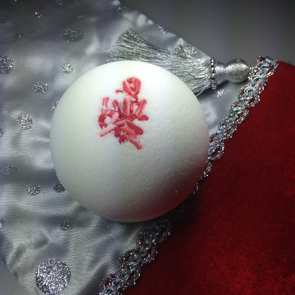 Image of Peppermint Bath Bombs