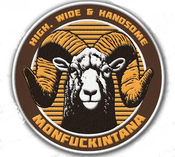 Image of Monfuckintana: Ram Patch