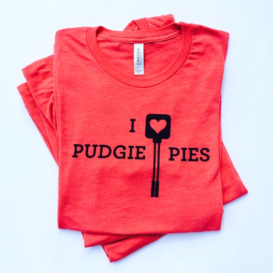 Image of I *heart* Pudgie Pies T-Shirt