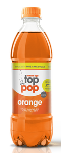 Image of ORANGE - PURE CANE 16.9 OUNCE