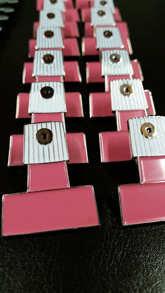 Image of ADAPTER CAP LAPEL PIN limited run