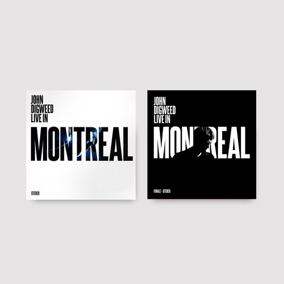 Image of John Digweed Live In Montreal bundle (6xCD + 3xCD)