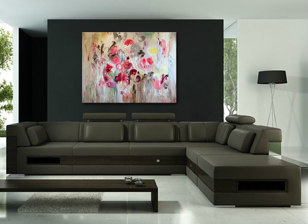 Image of 'Play occasum' - 90x120cm