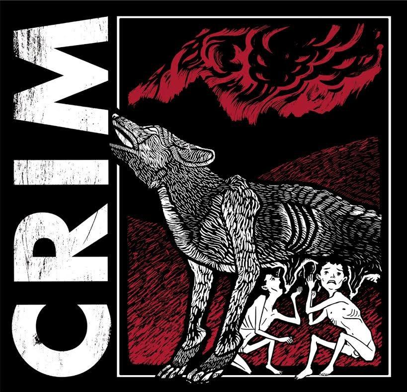 Image of CRIM S/T LP
