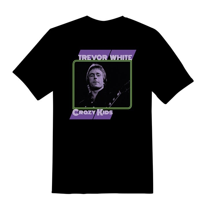 "Image of TREVOR WHITE ""Picture Sleeve"" t-shirt"