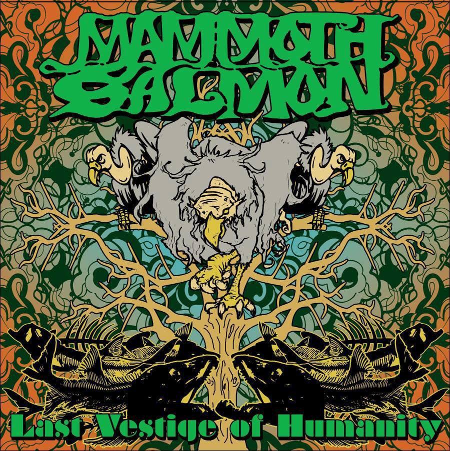 "Image of Mammoth Salmon-Last Vestige of Humanity - 12"" vinyl"