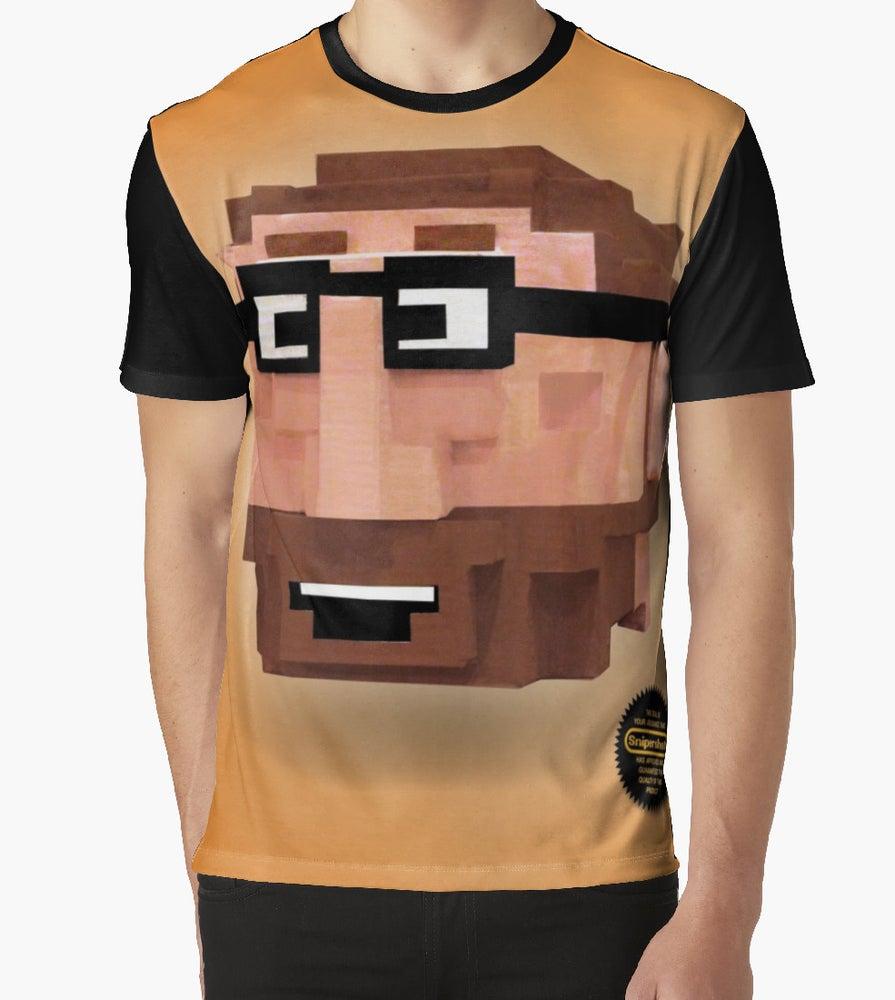 Image of SniperShot 8-Bit T-Shirt