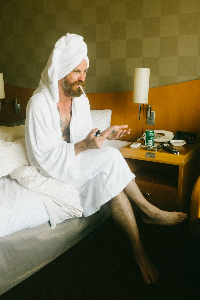 Image of Jason Dill in Tokyo