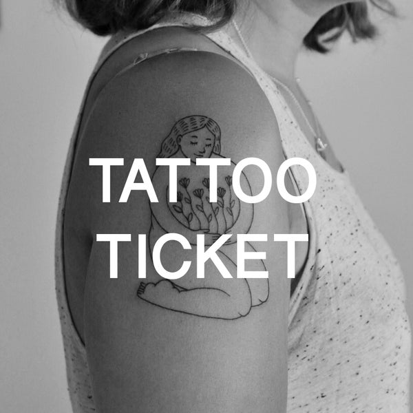 Image of TATTOO TICKET