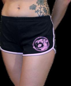 Image of SK8RATS Girl Running Shorts (Pink)