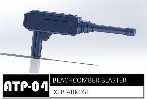 Image of ATP-04 Beachcomber Blaster for XTB's Arkose