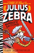 Image of Julius Zebra: Bundle with The Britons (Hardback) - signed and sketched