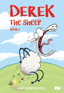Image of Derek The Sheep: Book 1 - Signed and sketched