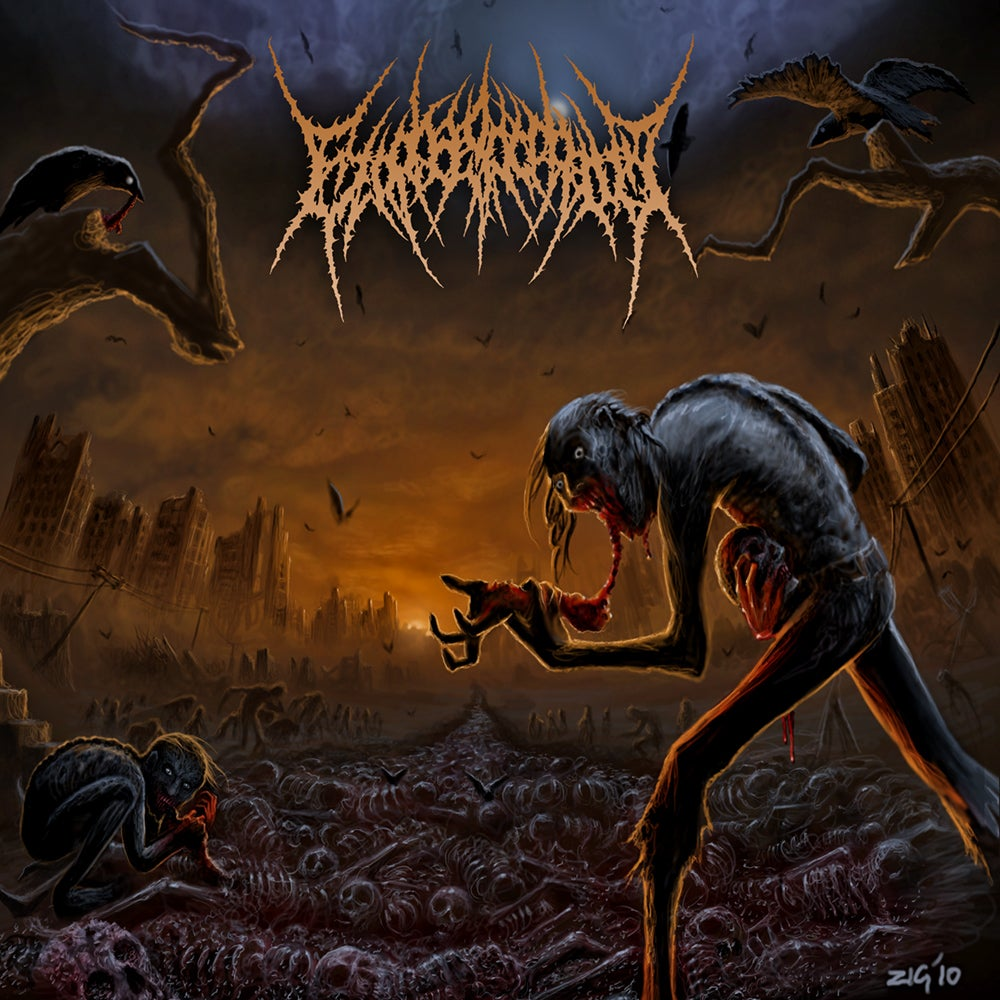 Image of Ezophagothomia - Instinct of Inhuman Devourment - Digipack