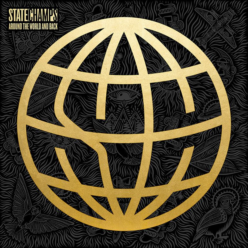 Image of STATE CHAMPS - ATWAB CD