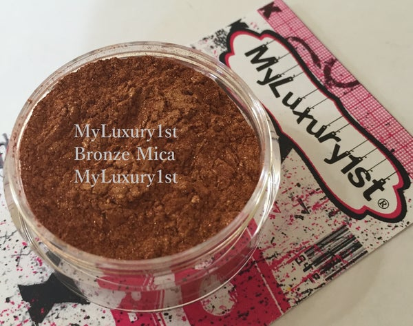 Image of USA BRONZE COSMETIC PIGMENT POWDER