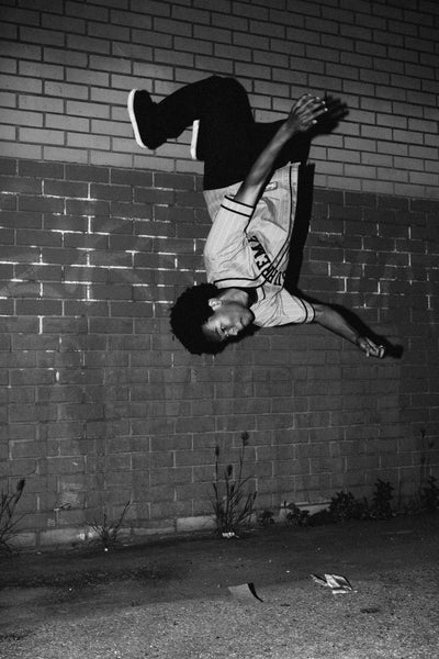 Image of Na-Kel Smith Backflip