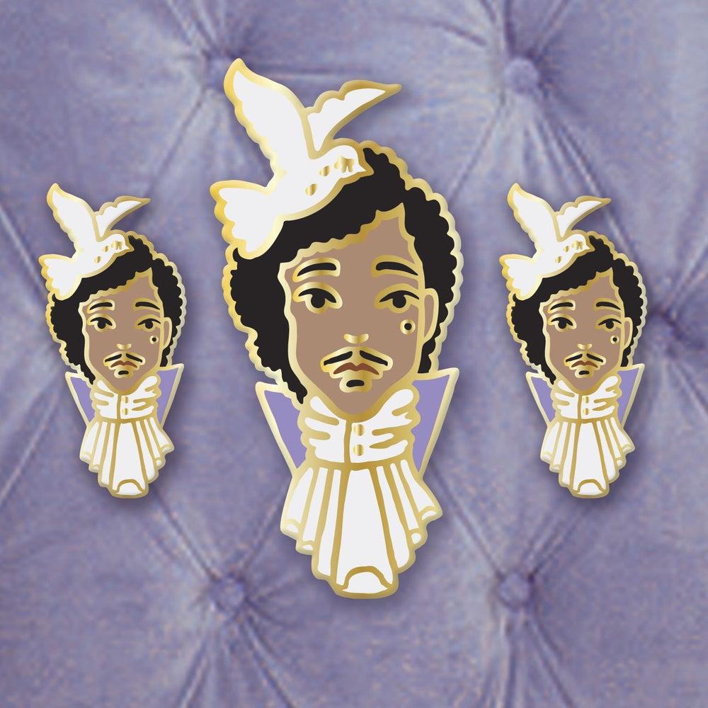 Image of Mini Tribute Enamel Pin