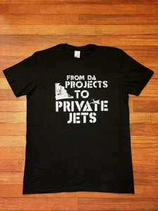 """Image of """"From Da Project to Private jet"""""""