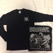Image of SHOCKWAVE This World Is Ours Ltd BAND Long Sleeve