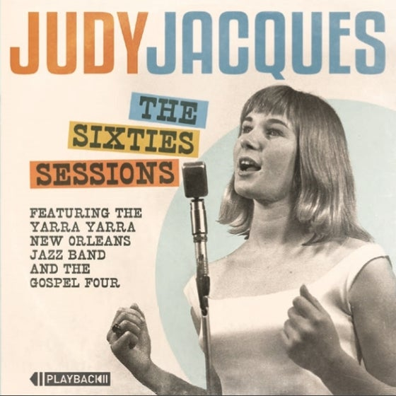 Image of Judy Jacques - The Sixties Sessions