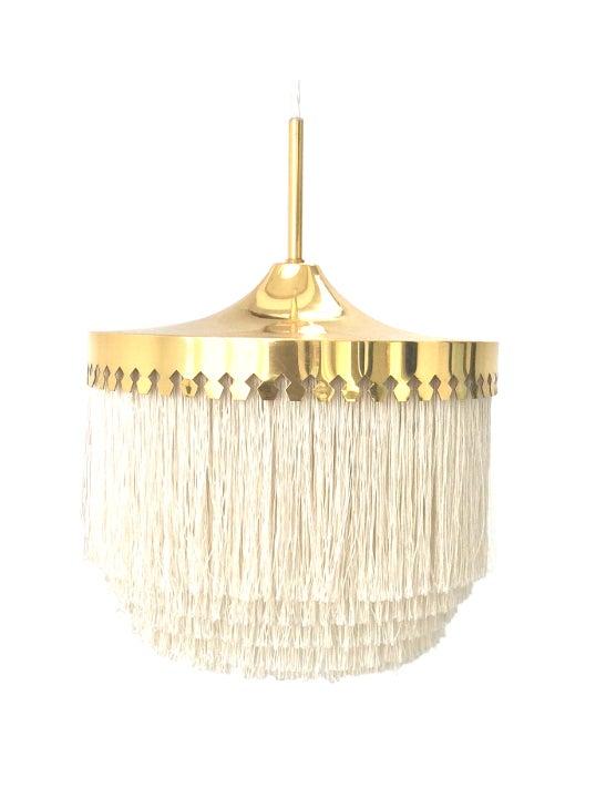 Image of Fringed Pendant Light by Hans Agne Jakobsson
