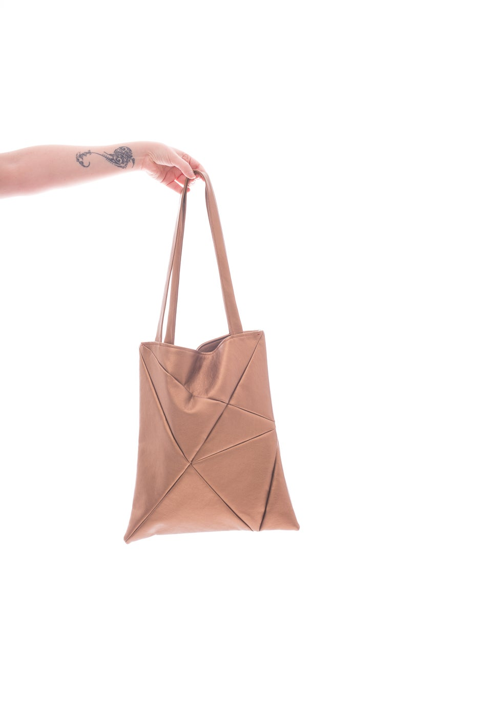Image of GEO Bag copper