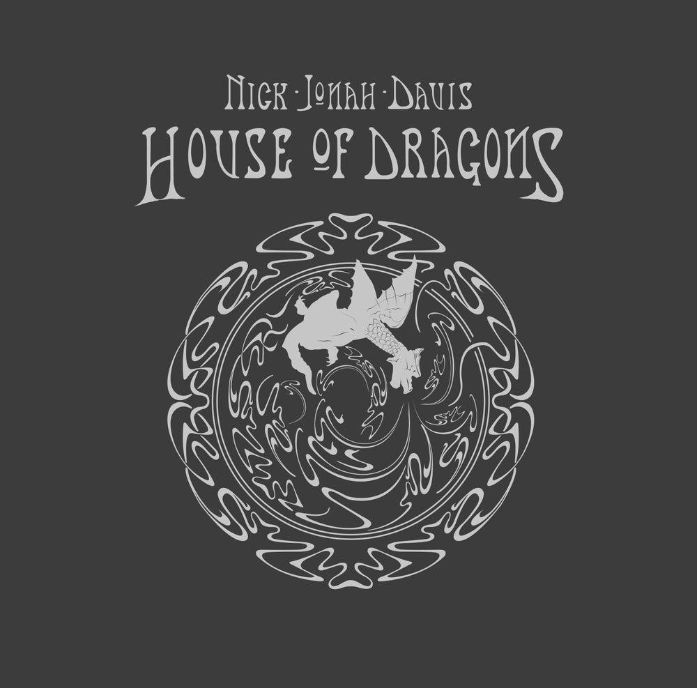 Image of Nick Jonah Davis<br>House of Dragons (CD)