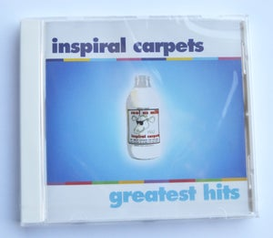 Image of Inspiral Carpets Greatest Hits CD
