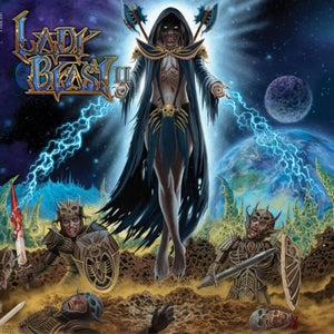Image of LADY BEAST II (Digipak CD 2015) or ODIUM - Terraform (CD 2015) NEW IN STOCK - MMR Distribution!