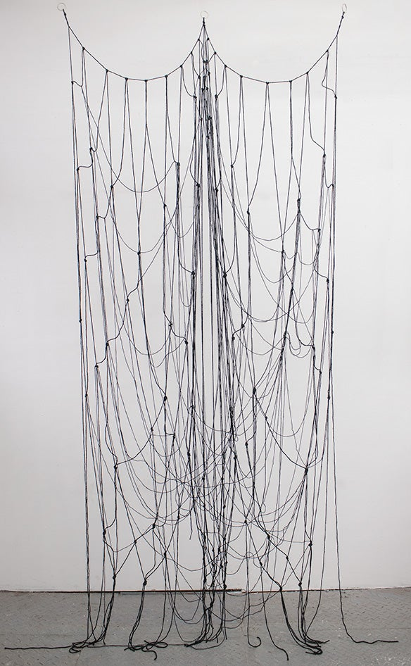 Image of 'Entrance' net by Alex of Cave Collective