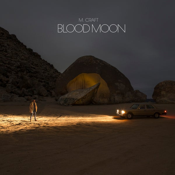Image of M Craft 'Blood Moon' CD