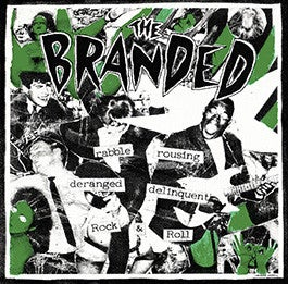 "Image of 7"" The Branded : Come On Over.  Ltd edition of 250 copies."