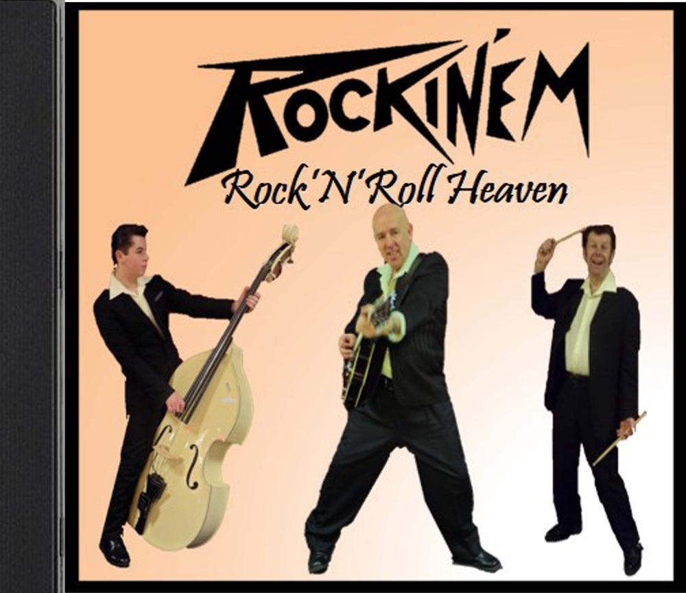 Image of Rock'N'Roll Heaven --- BACK IN STOCK !!